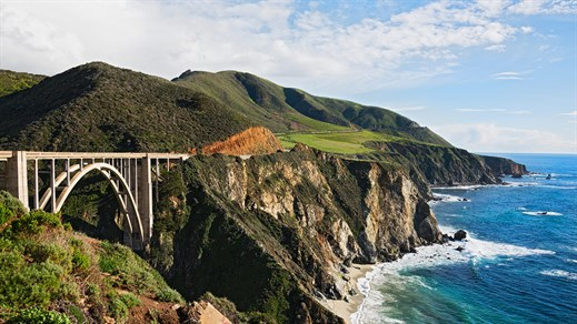 Road trip in California - Pacific Highway