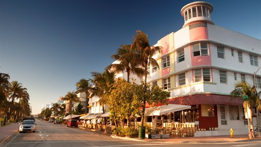 Art Deco, Miami Beach