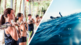 Summer Escapes: Fitness & surf camp