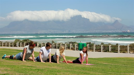 Fitness i Cape Town