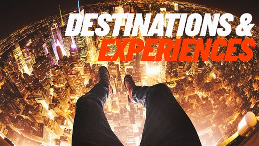 Destinations And Experiences New