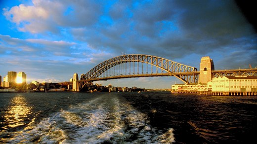 destinationer oceanien australien sydney