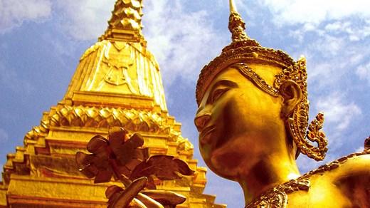 Billige rejser til Thailand - Backpacking med KILROY