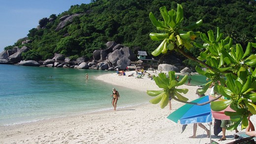 Find dit eget paradis når du backpacker i Thailand