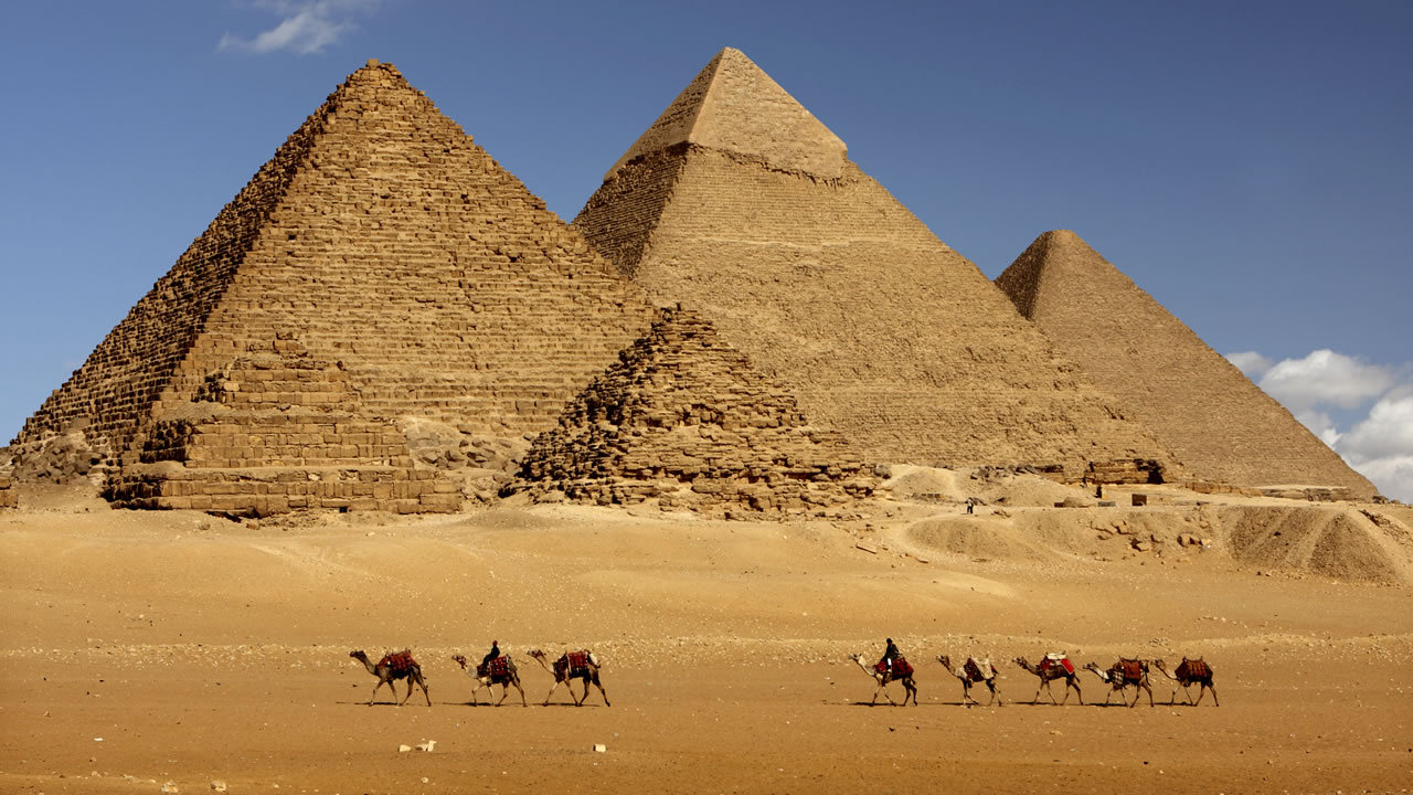 Billige rejser til Egypten | Backpacking i Egypten | KILROY