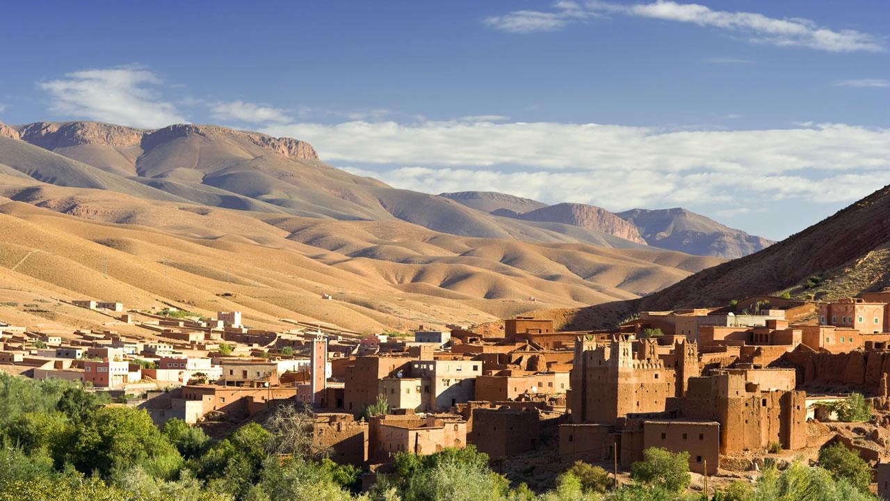 flybilletter til marokko