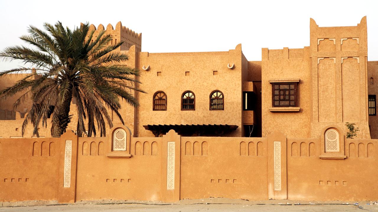 Billige rejser til qatar backpacking med kilroy for Architecture africaine