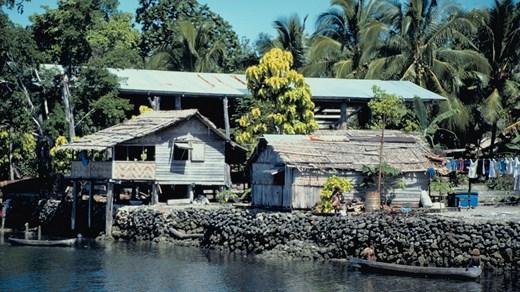 Billige rejser til Salomonøerne - KILROY