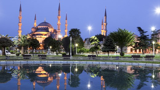 rejse rejseguide til uforudsigelige istanbul