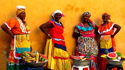 kvinder i Colombia Morsø