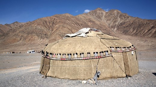 destinationer asien kirgisistan rundrejser