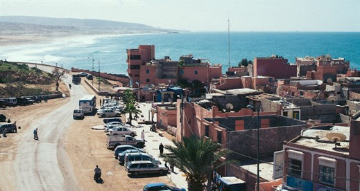Surfcamp in Morocco