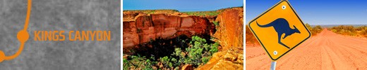 Kings Canyon, Northern Territory