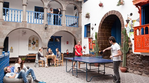 peru-language-school-ping-pong-milhouse