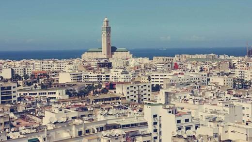 fly til marokko tid