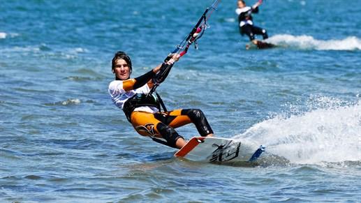 Kitesurfing i Portugal - Kitesurf i udlandet - KILROY