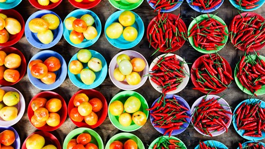 Kuching mixes languages, cultures and food - Have a taste of sweet and spicy!