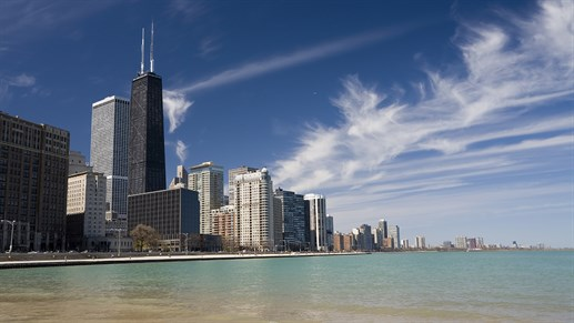 rejse til chicago - willis tower