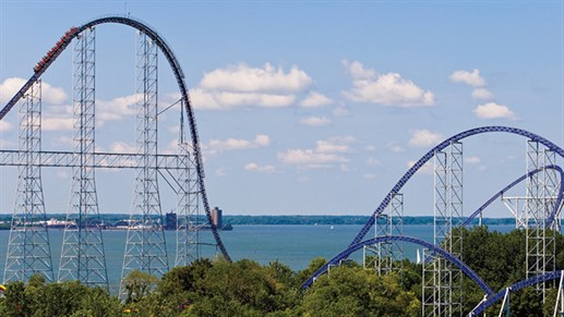 ohio-cedar point-millenium -force