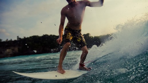surfing i costa rica