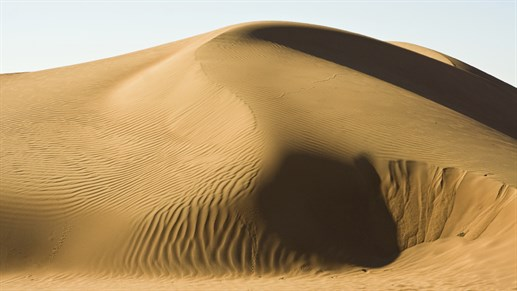 Oman -Sharqiya Sands
