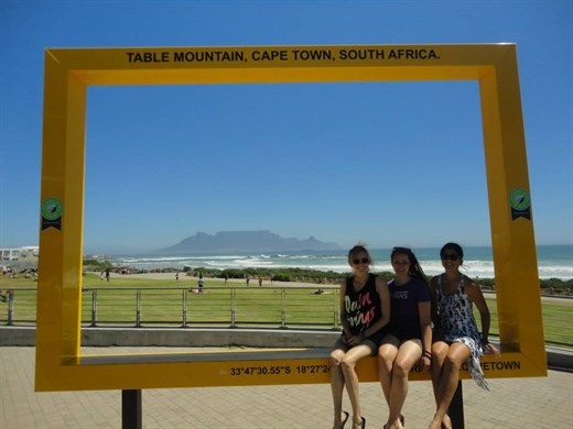table mountain i cape town